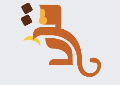 Monkey-Małpa-Qerrd